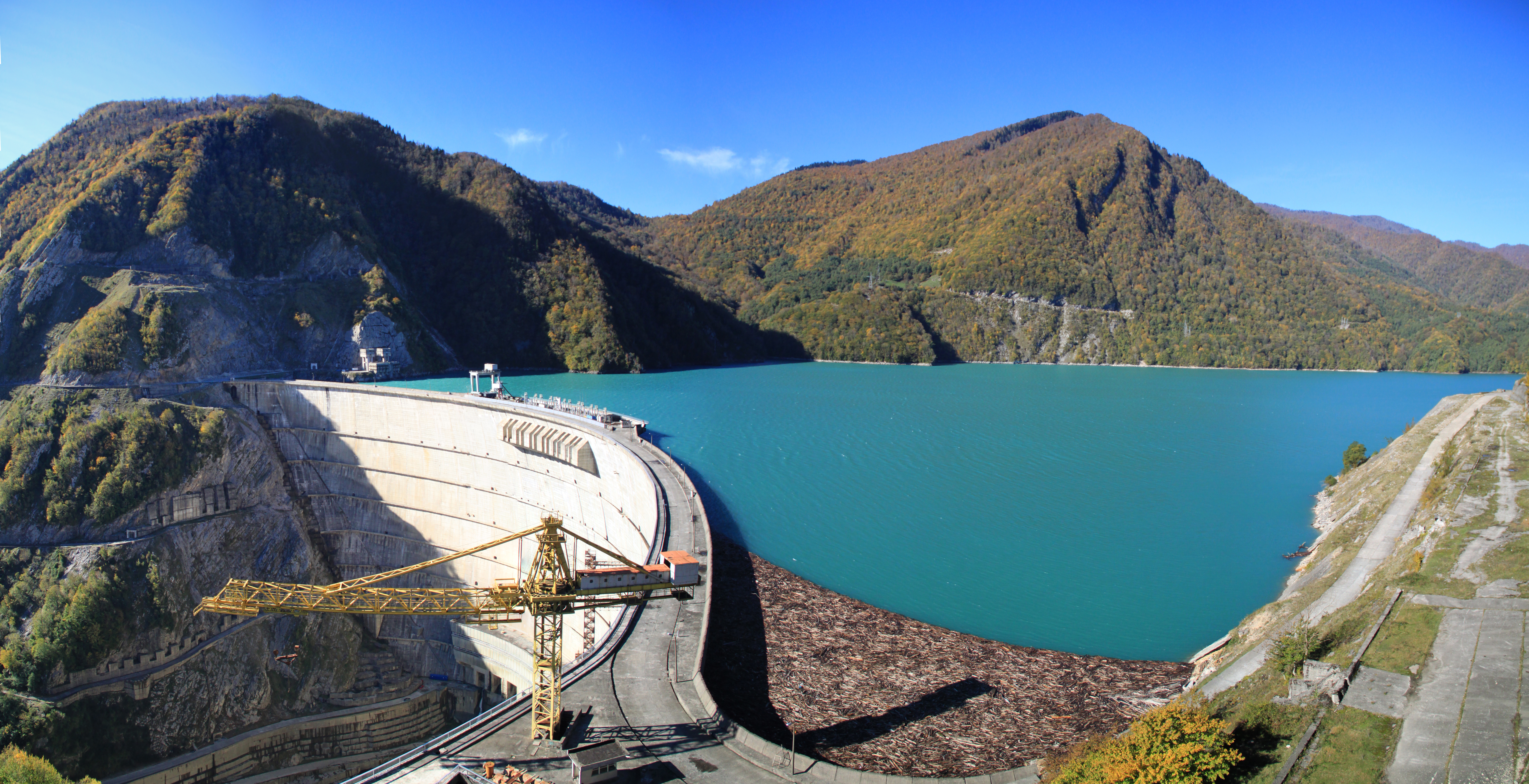 Enguri Hydro Power Plant (HPP) – an industrial heritage monument
