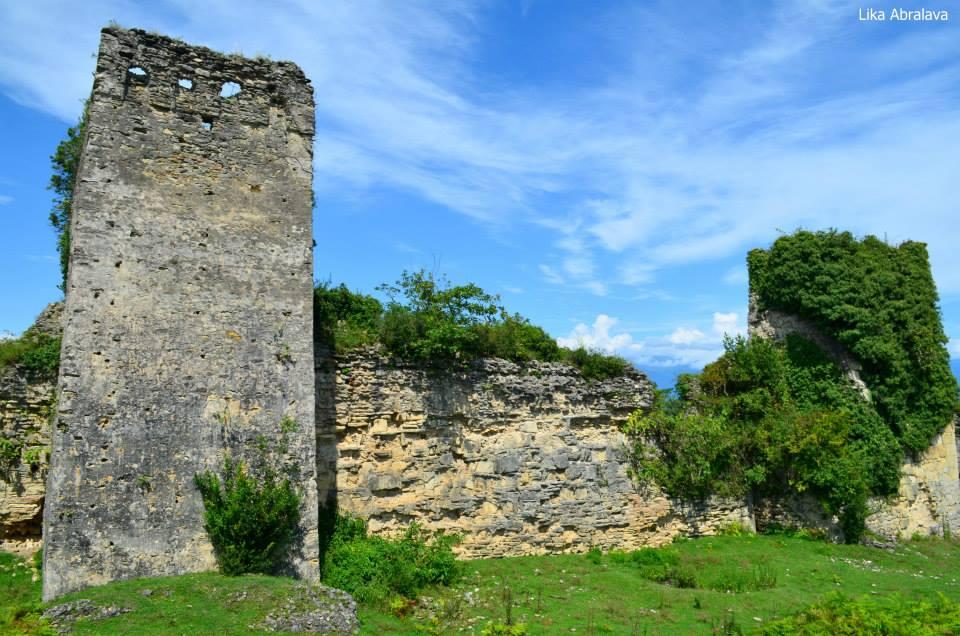 Chakvinji Fortress