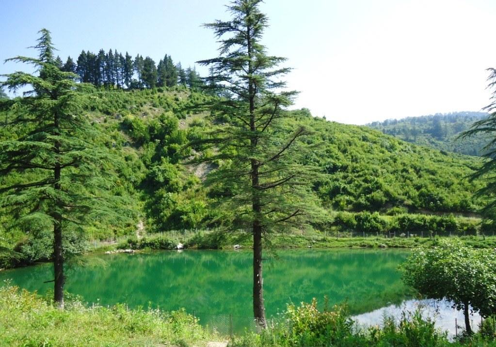 Papantskvili Lake