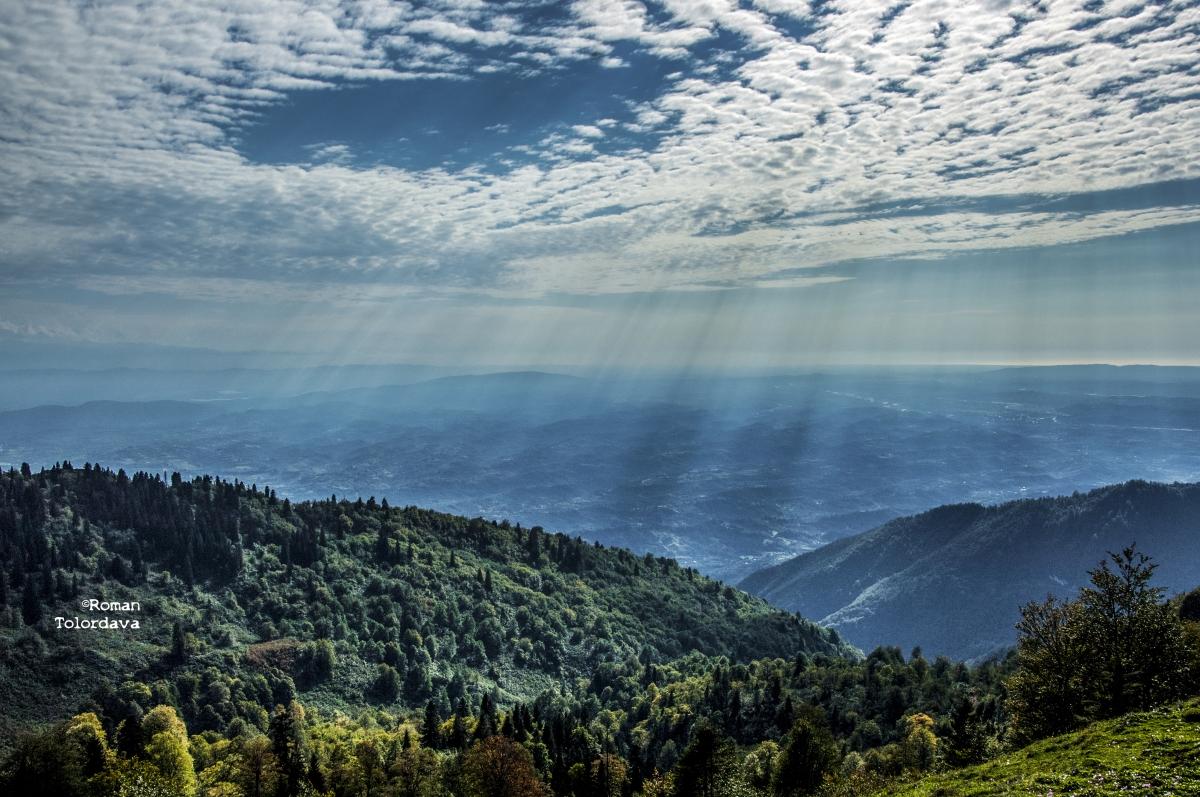 To Mountainous Samegrelo - Lakada - Tourist Brochure